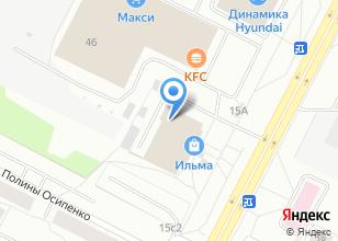Компания «Комиссионный магазин одежды» на карте