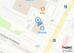 Компания «Экоцентр» на карте