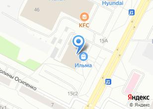 Компания «Салон штор и тканей палюшка» на карте
