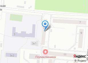 Компания «Сигма-Строй» на карте