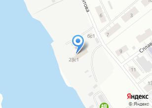 Компания «ТралСервис» на карте