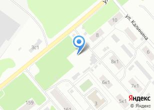 Компания «Рустехпроект» на карте