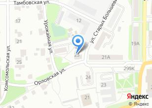 Компания «СТУДЕНТ-ЦЕНТР В г. ГУСЬ-ХРУСТАЛЬНЫЙ» на карте