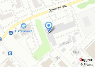 Компания «НордИмпэкс» на карте
