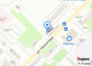 Компания «Русское золото» на карте