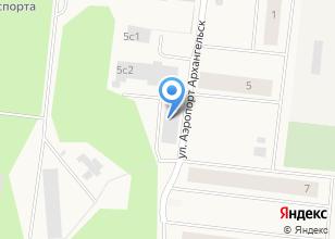 Компания «Ресторан Архангельск» на карте