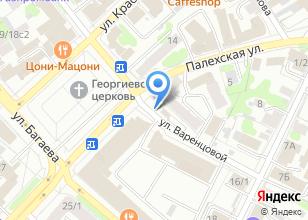 Компания «GSM-Сервис» на карте