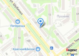 Компания «Электрон-Сервис-Центр» на карте