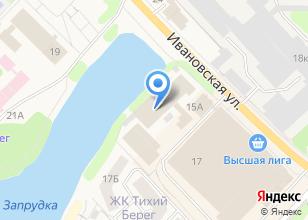 Компания «Трикотаж Luxe» на карте