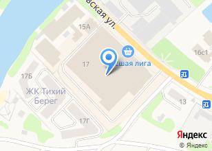 Компания «Alvana» на карте