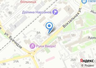 Компания «Следственный отдел по г. Ессентуки» на карте