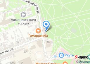 Компания «Конференц зал» на карте