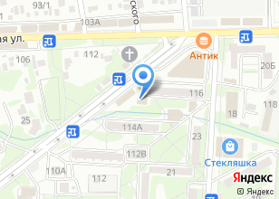 Компания «Объединенная Северо-Кавказская типография» на карте