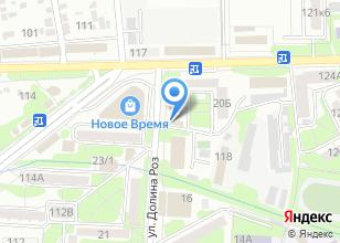 Компания «КМВтелеком» на карте