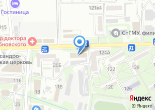 Компания «Пост ЛТД» на карте