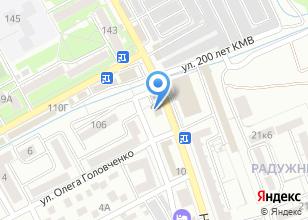 Компания «Завод натяжных потолков» на карте