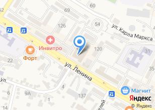 Компания «ОртоМир» на карте