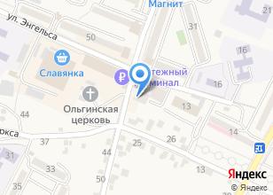 Компания «Альянс КМВ» на карте