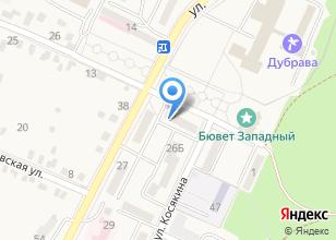 Компания «Конус» на карте