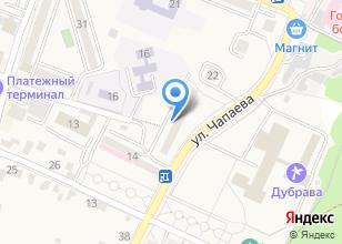 Компания «Норт» на карте