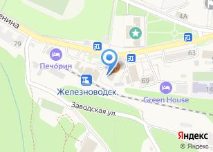 Компания «Город-Luxe» на карте