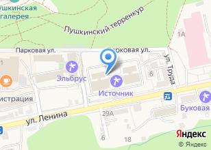 Компания «Пожарная часть №39» на карте