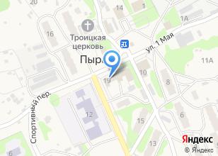 Компания «ЦитоФарм» на карте