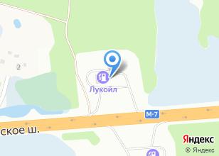Компания «ЛУКОЙЛ-ЛИКАРД» на карте