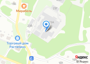 Компания «Борская фабрика валяной обуви» на карте