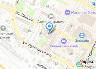 Компания «Борская недвижимость» на карте