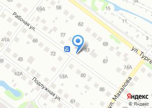 Компания «Стеклозаводец» на карте