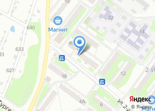 Компания «Лужар» на карте
