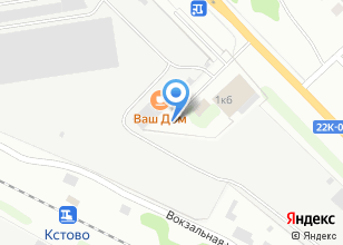 Компания «Автотехконтроль» на карте