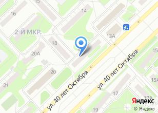 Компания «Маркиз» на карте