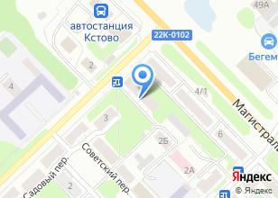 Компания «АРСЕНАЛ СПЕЦТЕХНИКИ, ТРАНСПОРНАЯ КОМПАНИЯ» на карте
