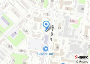 Компания «Астармедика» на карте