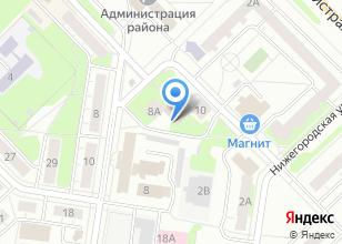 Компания «Государственная жилищная инспекция Нижегородской области» на карте