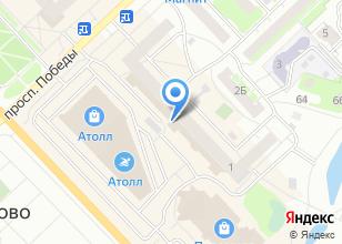 Компания «Магазин зоотоваров на площади Ленина» на карте