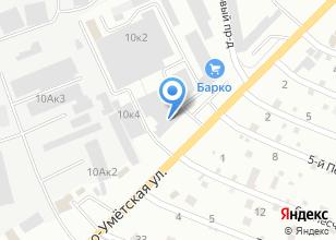 Компания «ДПМК» на карте