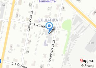 Компания «Складская техника» на карте