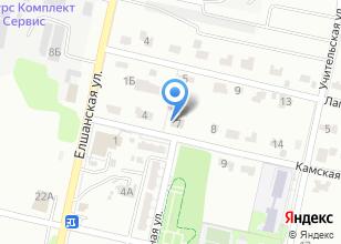 Компания «Экос-Плюс» на карте