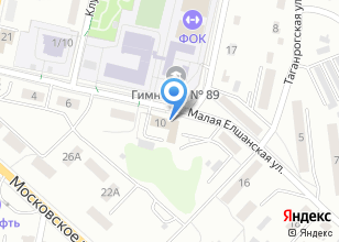 Компания «Гражданпромстрой» на карте