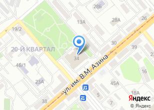 Компания «VFSЭффект» на карте