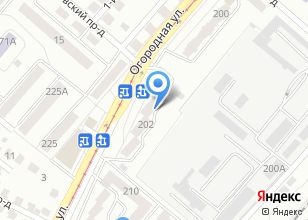 Компания «Mojo-web» на карте