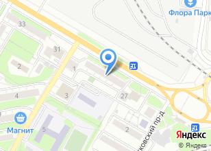 Компания «МастерOk» на карте