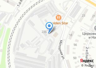 Компания «Рустек-К» на карте