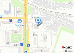 Компания «ГазСтальПлюс» на карте