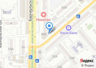 Компания «Золотые купола» на карте