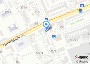 Компания «Керамогранит» на карте