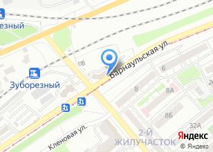 Компания «База строительных материалов» на карте